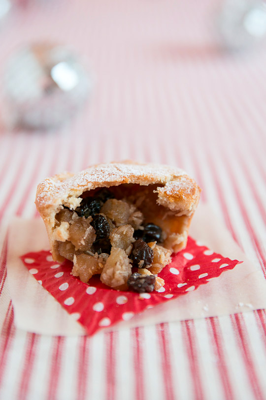 Belle de boskoop mince pie