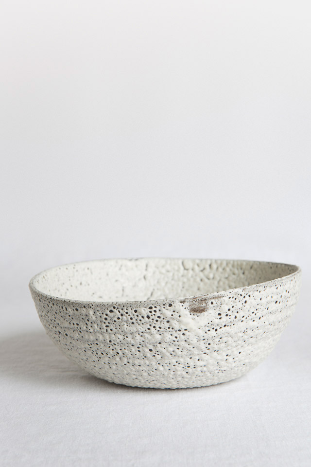 bowl by Janaki Larsen